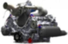 Мотор болида формула 1 | Rock Auto Club
