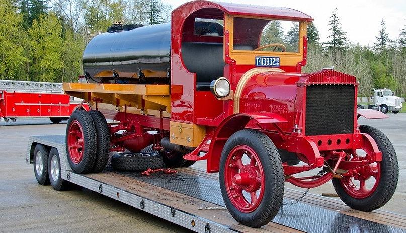Первый грузовик Kenworth | Rock Auto Club