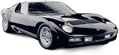 Lamborghini Miura 1966 | Rock Auto Club