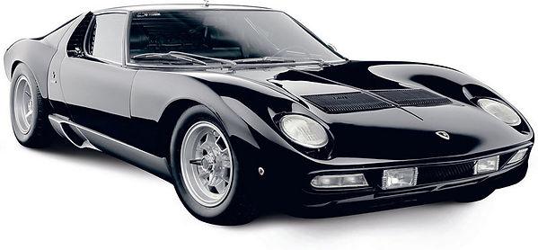 Lamborghini Miura 1966   Rock Auto Club