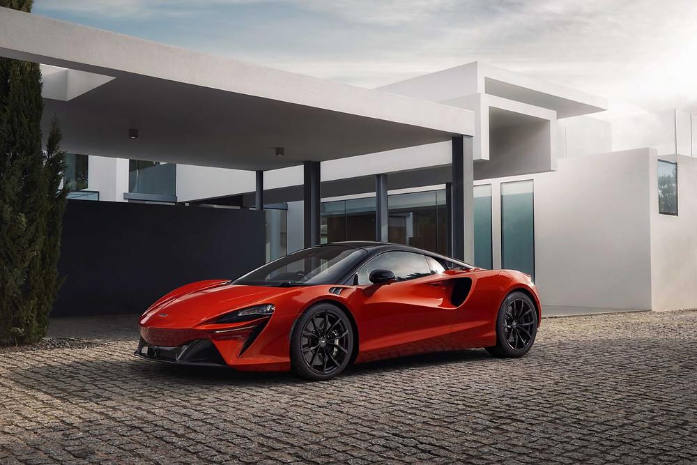 McLaren Artura | Rock Auto Club