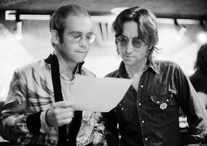 Про Леннона и Элтона Джона снимут фильм | Rock Auto Club