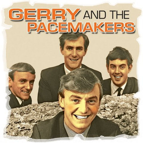 Gerry & The Pacemakers | Rock Auto Club