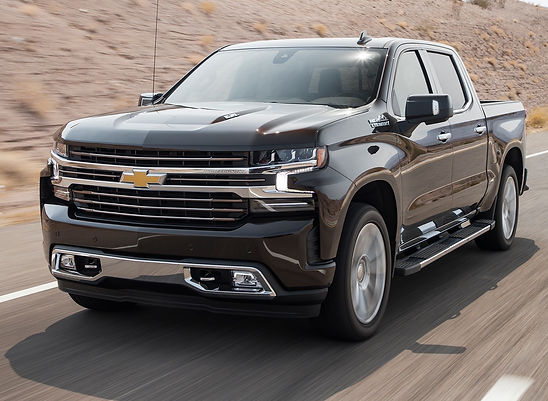 История автомобиля Chevrolet Silverado | Rock Auto Club