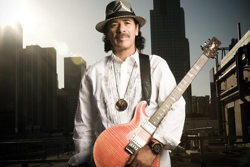 Carlos Santana | Rock Auto Club