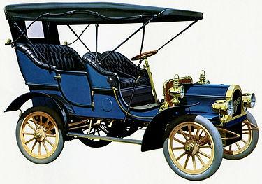 История компании Buick | Rock Auto Cub