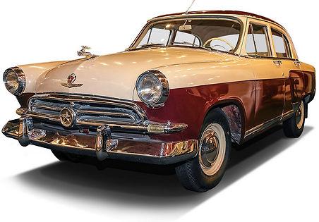 Автомобили СССР | Rock Auto Club