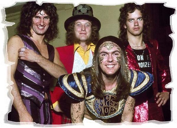 История группы Slade из Вулвергемптона | Rock Auto Club