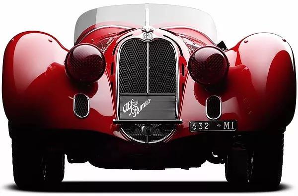 Итальянская промышленная группа Alfa Romeo | Rock Auto Club