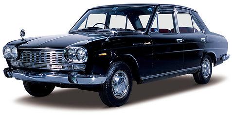 История марки Nissan | Rock Auto Club