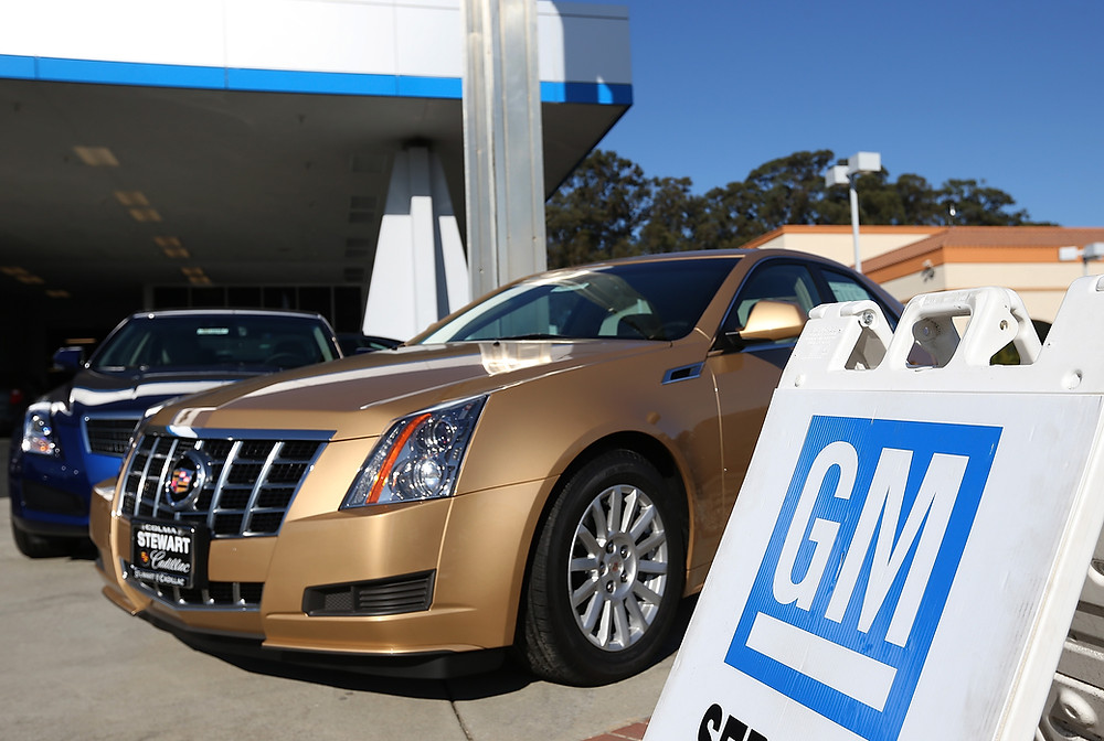 General Motors и биткойны | Rock Auto Club