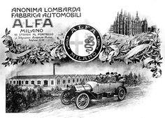 История марки Alfa Romeo | Rock Auto Club