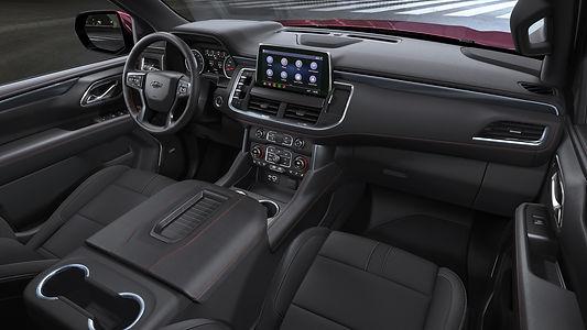 Chevrolet Tahoe пятого поколения | Салон | Rock Auto Club
