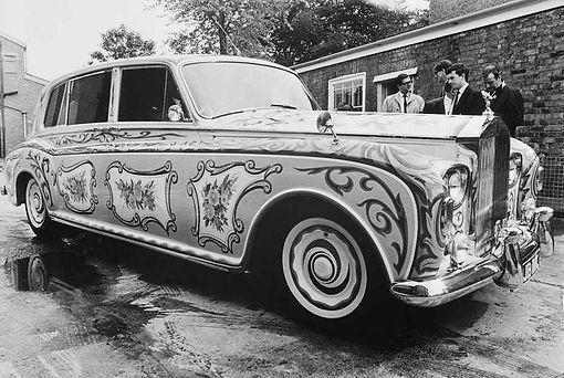 Rolls-Royce Джона Леннона