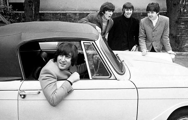 История британской марки Mini Cooper with Beatles | Rock Auto Club