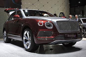 Bentley Bentayga 2019 | Rock Auto Club