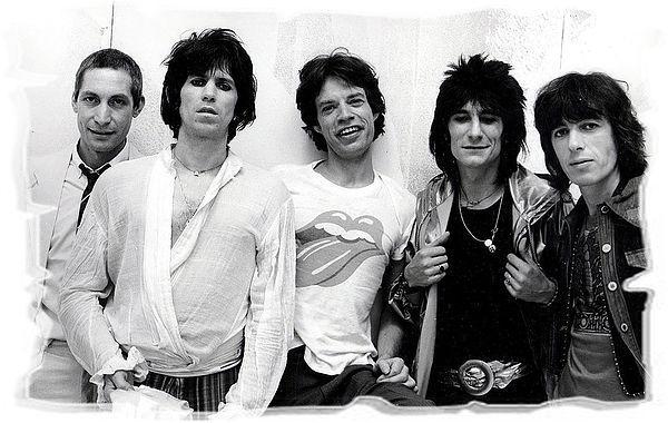 История Rolling Stones | Rock Auto Club