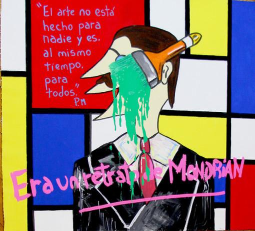 Mondrian By RAVIK