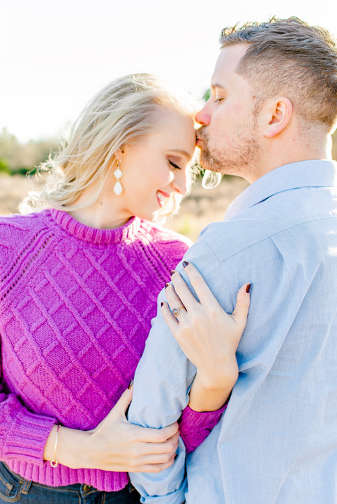 Jessica + John Engagement Session | Raleigh NC | Taylor Prickett Photography