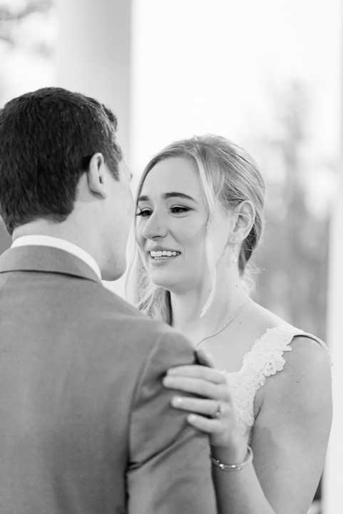 Foster Wedding   The Club at 12 Oaks Holly Springs   Taylor Prickett Photography