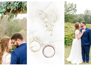 Elkins Wedding | The Roost at Butler Farm