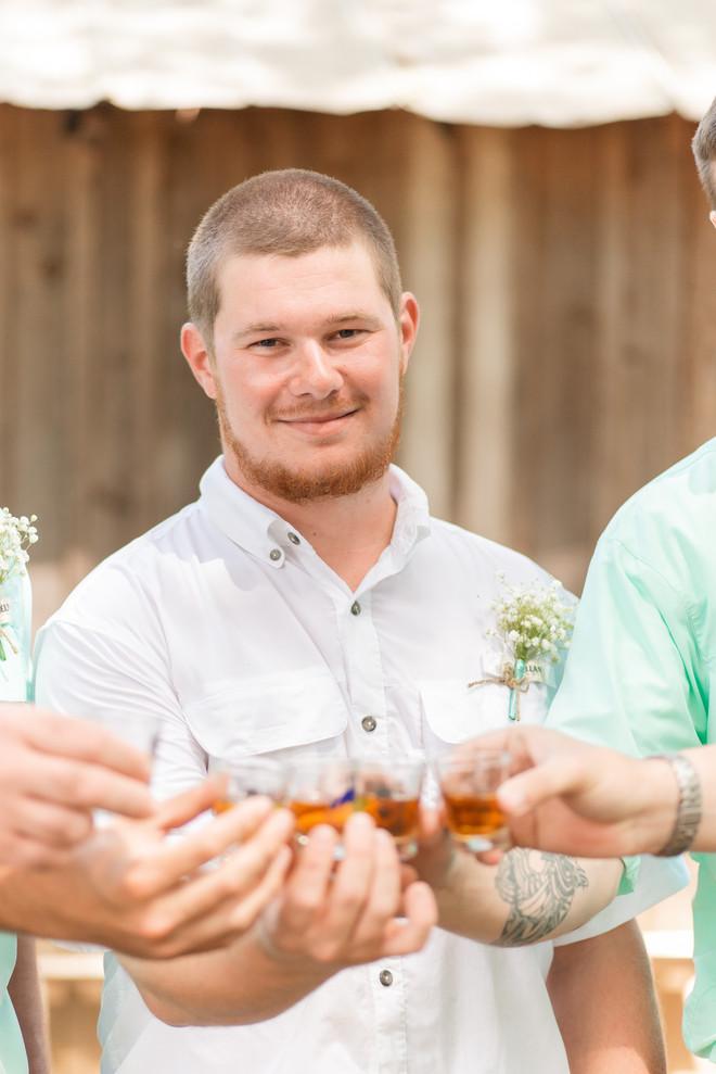 Knibb Wedding | Pleasant Garden NC | Taylor Prickett Photography