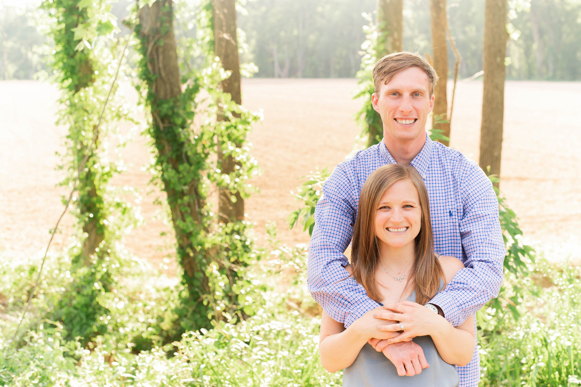 Mandi & Steffan Engagement Session | Camelback Bridge  | Sanford NC | Taylor Prickett Photography