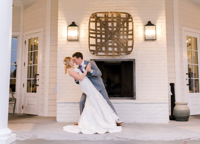 Kristin + Brandon Foster | The Club at 12 Oaks | Holly Springs, NC