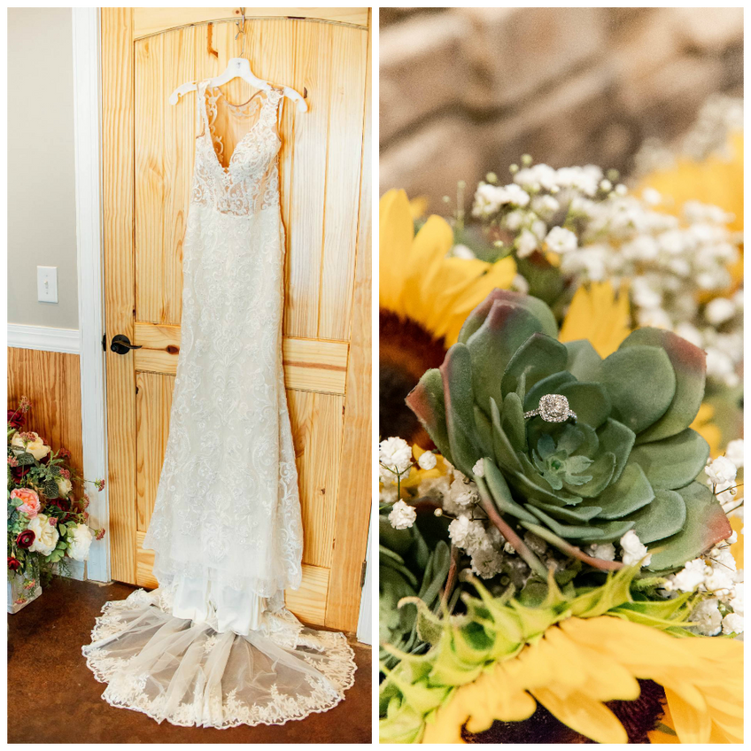 Sharpe Wedding | The Roost at Butler Farm | Staley NC | Taylor Prickett Photography