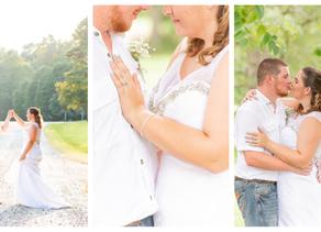 Knibb Wedding | Pleasant Garden NC