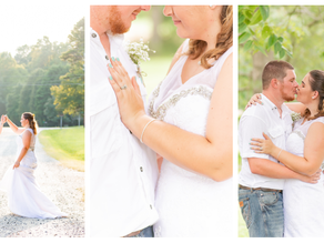 Knibb Wedding | Pleasant Garden NC