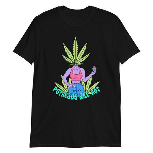 Pot Is Hot Unisex T-shirt