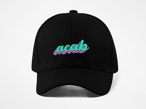 ACAB Embroidered Dad Hat
