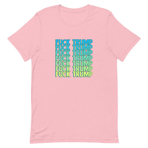 Fuck Trump Short-Sleeve Unisex T-Shirt
