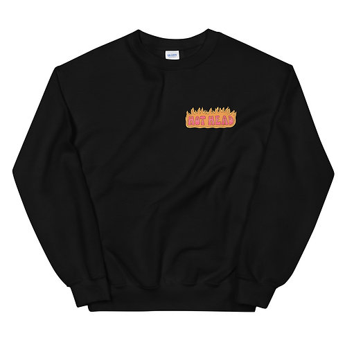 Hot Head Unisex Sweatshirt