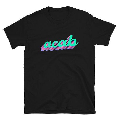 Acab Short-Sleeve Unisex T-Shirt