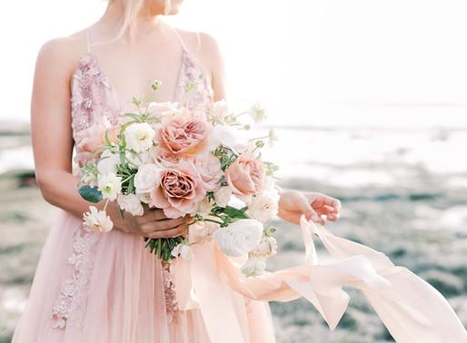 Sunset Cliffs Bridal Editorial