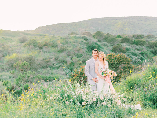 How to Make Your Elopement/Micro Wedding Feel Intentional Using Flowers