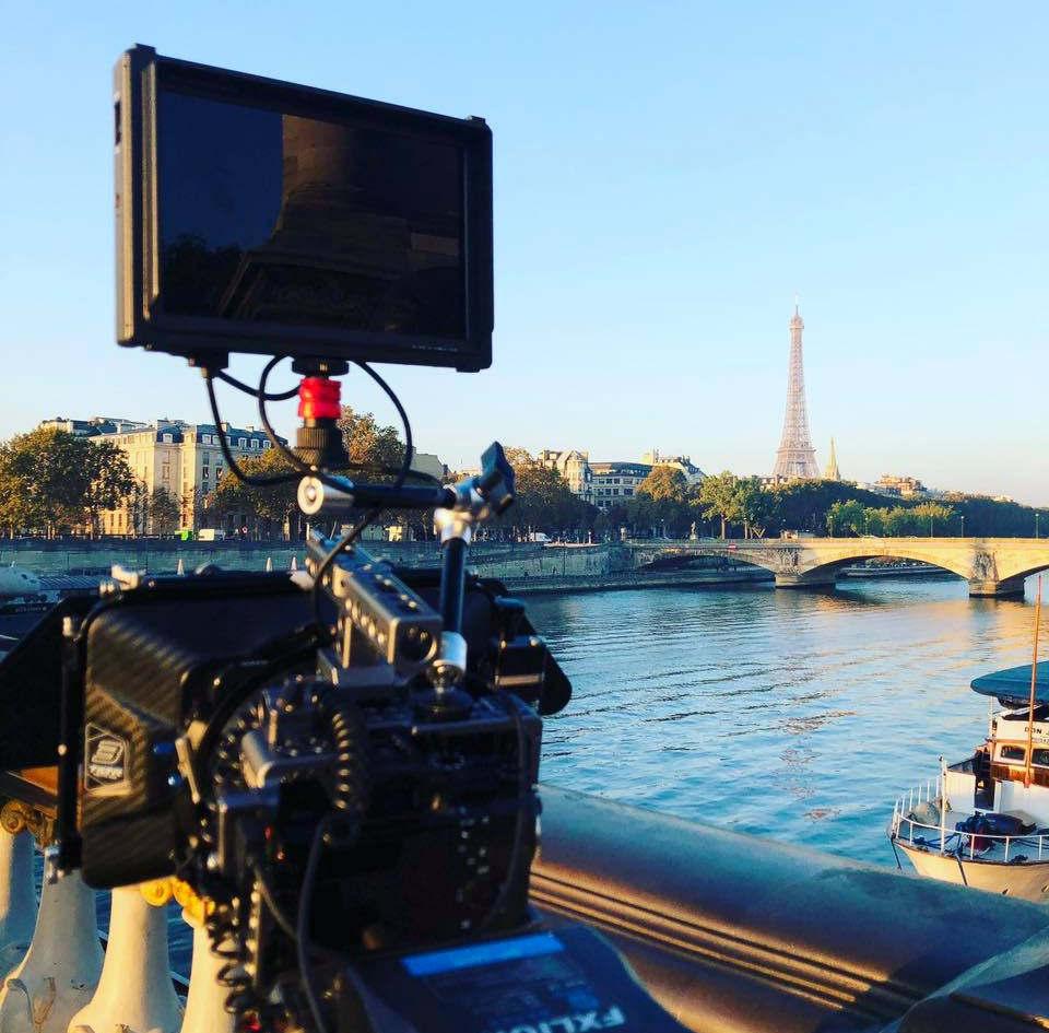 Guerlain Paris shooting