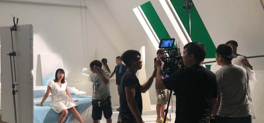 Plan B Film Produciton X Avene TV Commercial shooting