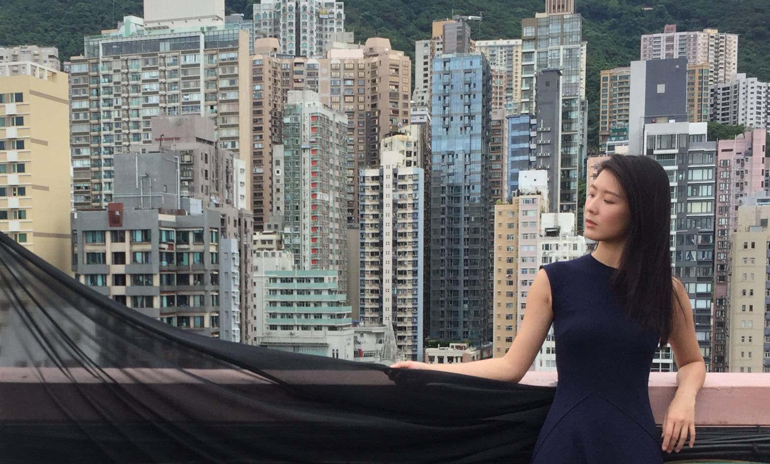 Kate Tokyo Rooftop shooting