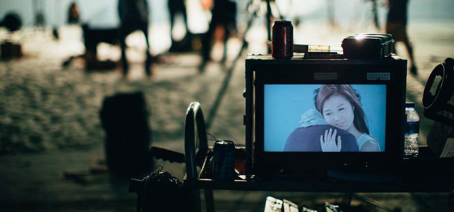 Plan B Film Production TVC shooting with Mi Ming Mart