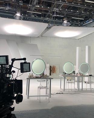 Studio shooting by Plan B Film Production