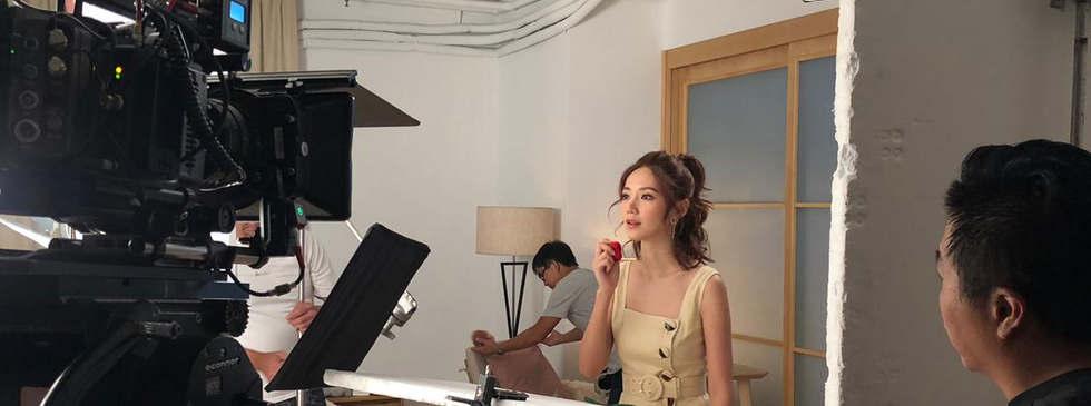 Shiseido SKincare video shooting - Plan B Film Production