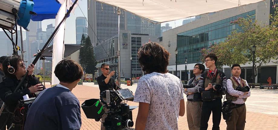 Outdoor Online video shooting - Plan B Film Produciton
