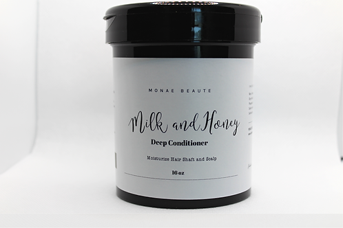 Milk And Honey Moisture Deep Conditioner