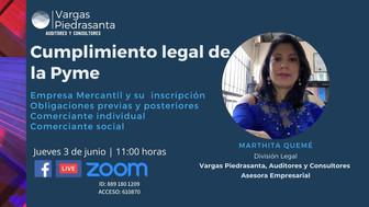 CUMPLIMIENTO LEGAL DE LA PYME