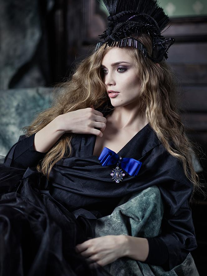 Alina Lanina / actress