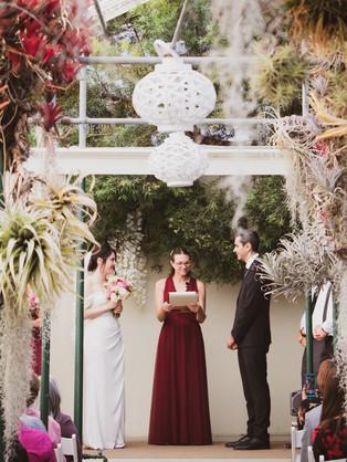 Shelldance Orchid Garden Wedding: Once Upon A Dream