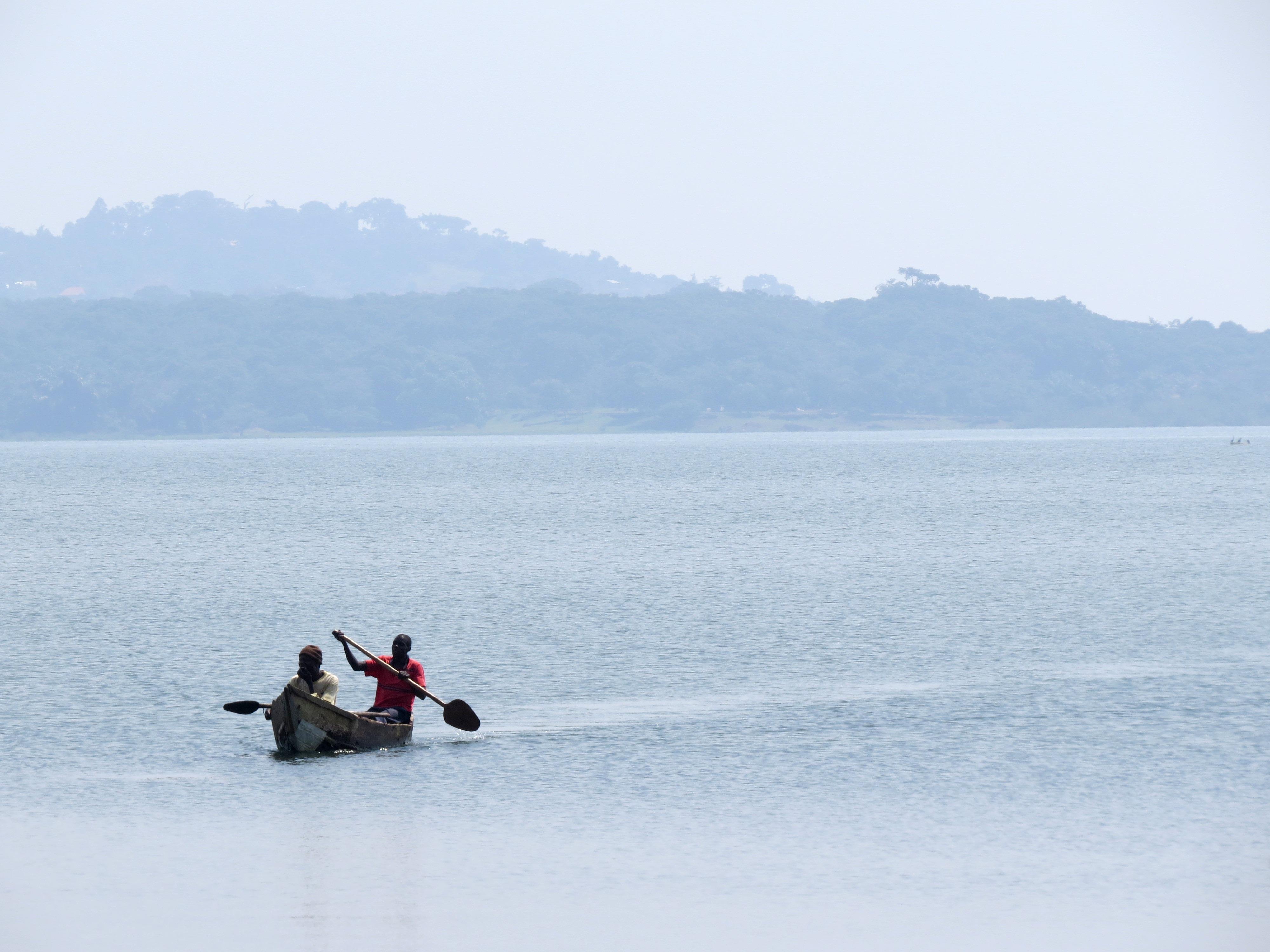 Fisherman, Uganda